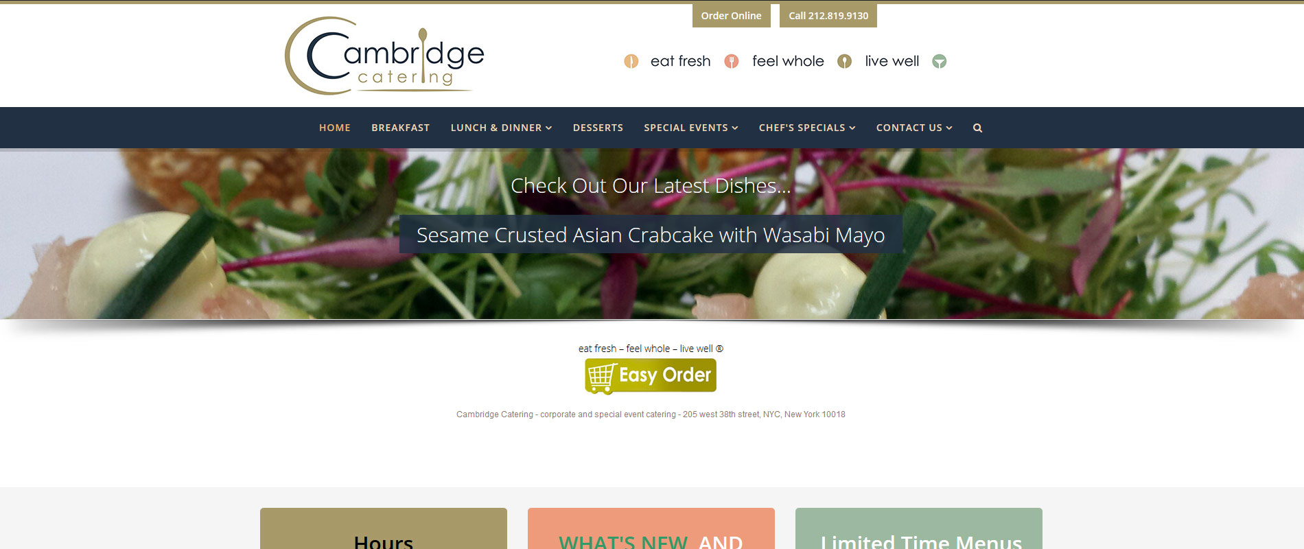 Cambridge Catering